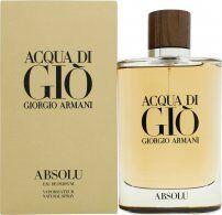 Image of Giorgio Armani Acqua di Gio Absolu Eau de Parfum 125ml Spray