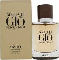 Image of Giorgio Armani Acqua di Gio Absolu Eau de Parfum 40ml Spray