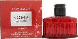 Laura Biagiotti Roma Passione Uomo Eau de Toilette 40ml Spray