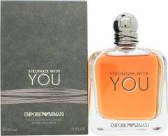Image of Giorgio Armani Emporio Armani Stronger With You Eau de Toilette 150ml Splash