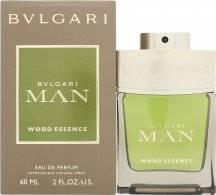 Bvlgari Man Wood Essence Eau de Parfum 60ml Spray