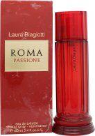 Laura Biagiotti Roma Passione Eau de Toilette 100ml Spray