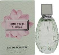 Image of Jimmy Choo Floral Eau de Toilette 40ml Spray