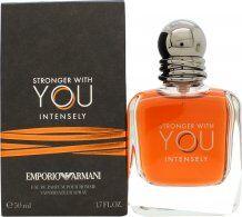 Image of Giorgio Armani Emporio Armani Stronger With You Intensely Eau de Parfum 50ml Spray