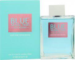 Antonio Banderas Blue Seduction for Women Eau de Toilette 200ml Spray