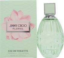 Image of Jimmy Choo Floral Eau de Toilette 60ml Spray