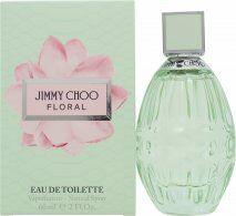 Image of Jimmy Choo Floral Eau de Toilette 60ml Spray