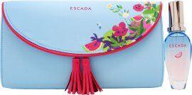 Escada Sorbetto Rosso Gift Set 30ml EDT + Clutch Bag
