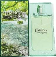 Lolita Lempicka Green Lover Eau de Toilette 100ml Spray
