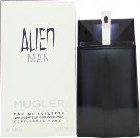 Thierry Mugler Alien Man Eau de Toilette 100ml Spray