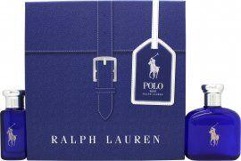 Ralph Lauren Polo Blue Gift Set 75ml EDT + 30ml EDT