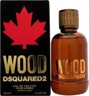 Image of DSquared2 Wood For Him Eau de Toilette 100ml Spray