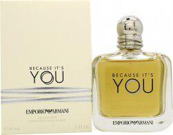 Image of Giorgio Armani Because It's You Eau de Parfum 150ml Spray