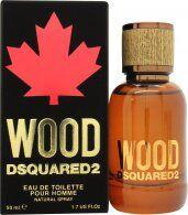 Image of DSquared2 Wood For Him Eau de Toilette 50ml Spray