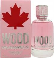 Image of DSquared2 Wood For Her Eau de Toilette 100ml Spray