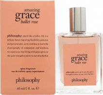 Philosophy Philsophy Amazing Grace Ballet Rose Eau de Toilette 60ml Spray