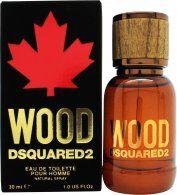 Image of DSquared2 Wood For Him Eau de Toilette 30ml Spray