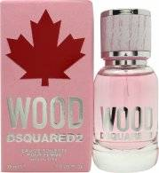 Image of DSquared2 Wood For Her Eau de Toilette 30ml Spray