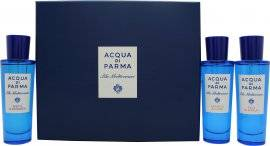 Acqua Di Parma Blu Mediterraneo Collection Gift Set 3 Pieces