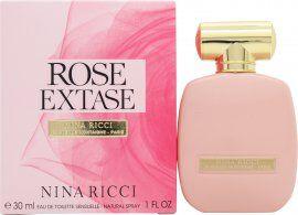 Nina Ricci Rose Extase Eau de Toilette 30ml Spray