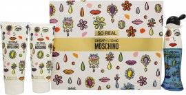 Moschino So Real Cheap & Chic Gift Set 50ml EDT + 100ml Shower Gel + 100ml Body Lotion