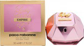 Paco Rabanne Lady Million Empire Eau de Parfum 50ml Spray