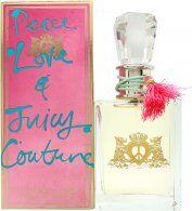 Juicy Couture Peace, Love and Juicy Couture Eau de Parfum 100ml Suihke