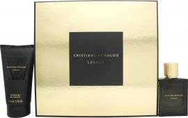 Cristiano Ronaldo Legacy Gift Set 50ml EDT + 150ml Shower Gel