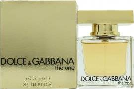 Dolce & Gabbana The One Eau de Toilette 30ml Spray