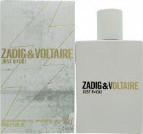 Zadig & Voltaire Just Rock! for Her Eau de Parfum 50ml Spray