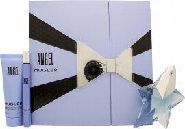 Thierry Mugler Alien Gift Set 25ml EDP Refillable + 7ml EDP + 50ml Body Lotion