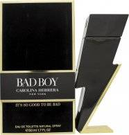 Carolina Herrera Bad Boy Eau de Toilette 50ml Spray