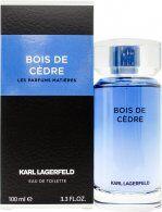 Karl Lagerfeld Bois de Cedre Eau de Toilette 100ml Spray