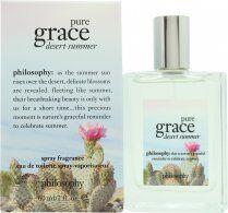 Philosophy Pure Grace Desert Summer Eau de Toilette 60ml Spray