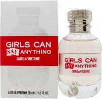 Zadig & Voltaire Girls Can Say Anything Eau de Parfum 50ml Spray