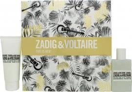 Zadig & Voltaire This is Her Gift Set 50ml EDP + 100ml Body Lotion