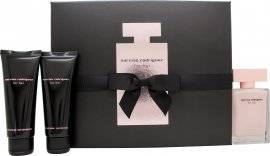 Rodriguez Narciso Rodriguez For Her Gift Set 50ml EDP + 75ml Body Lotion + 75ml Shower Gel