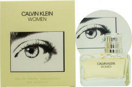 Calvin Klein Women Eau de Toilette 50ml Spray