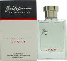 Baldessarini Cool Force Sport Eau de Toilette 50ml Spray