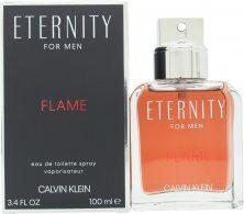 Calvin Klein Eternity Flame Eau de Toilette 100ml Spray