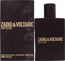 Zadig & Voltaire Just Rock! for Him Eau de Toilette 50ml Spray