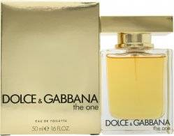 Dolce & Gabbana The One Eau de Toilette 50ml Spray