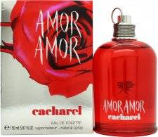 Cacharel Amor Amor Eau de Toilette 150ml Spray