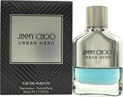 Jimmy Choo Urban Hero Eau de Parfum 50ml Spray