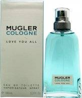 Thierry Mugler Cologne Love You All Eau de Toilette 100ml Spray
