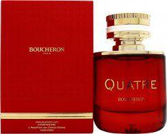Boucheron Quatre En Rouge Eau de Parfum 50ml Spray