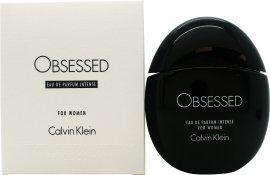 Calvin Klein Obsessed for Women Intense Eau de Parfum 50ml Spray
