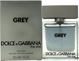 Dolce & Gabbana The One Grey Eau de Toilette 30ml Spray