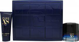 Paco Rabanne Pure XS Gift Set 50ml EDT + 100ml Shower Gel
