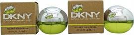DKNY Be Delicious Gift Set 2 x 30ml EDP